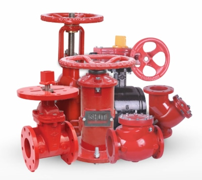 Industrial Fire Fighting Valves